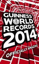 Guinness World Records 2014 (2014, Hardcover, Prebound)