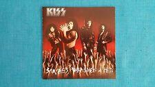 "KISS              ""SMASHES,  TRASHES,  &  HITS""         CD / USED"