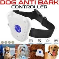 Bark Stop Ultrasonic Anti Barking Control Pet Brand New Dog Training Collar AUS