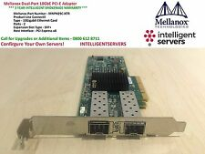 Mellanox Dual-Port 10GbE PCI-E Adapter * MNPH29C-XTR *