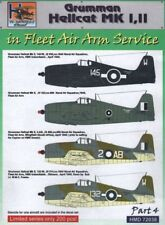 Owl Decals 1//48 GRUMMAN HELLCAT FR II British 898 Squadron