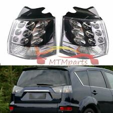 Pair Rear Brake Light Tail Lamp LH+RH Side For Mitsubishi Outlander EX 2007-2013