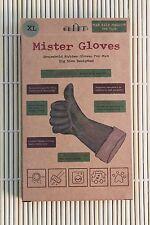 Mister-Gloves Household Rubber Gloves for Mr. Men for Clean,Big, XL, Non-Latex