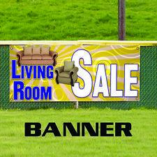 Living Room Sale Furniture Home Business Advertising Vinyl Banner Sign