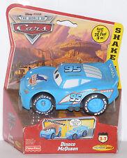 Dinoco Lightning Mcqueen SHAKE n GO CARS Disney Fisher Price Retired New