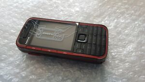 Nokia 5730 XpressMusic - Red (Unlocked) Smartphone