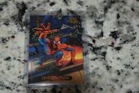 1994 Marvel Masterpieces Gold Signature #115 Spider-Man