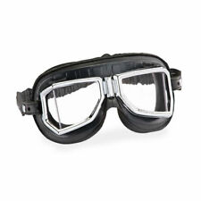 Motorradbrille Climax 513 SNP - schwarz chrome