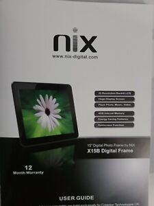 Nix X15b Digital Frame