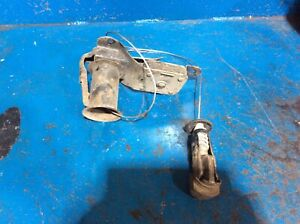 Renault Grand Scenic MK2 2004-2009 Spare Wheel Winch Carrier