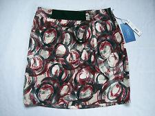 Womens Skirt Multicolor size 6 Simply Vera Wang NWT