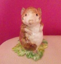 BESWICK BEATRIX POTTER FIGURE - TIMMY WILLIE FROM JOHNNY TOWN-MOUSE BP3b - MINT