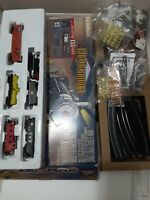 Bachmann 00626 HO Scale Chattanooga Train Set With Brand New Replacements Parts.