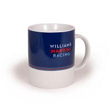 Williams Martini Racing taza taza de equipo F1 Negro Té Café Taza