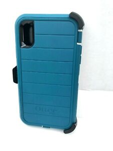 OtterBox Defender Series Pro Case for iPhone XR, Screenless Ed. 77-59793 Teal GA