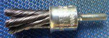 (12)OSBORN INTERNATIONAL  30004 Knot Wire End Brush lot of 12