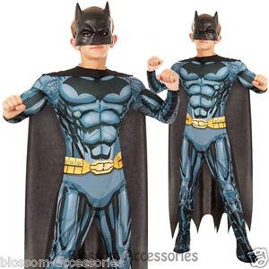 CK413 Deluxe Batman Digital Printing Boys Child Hero Fancy Dress Up Costume