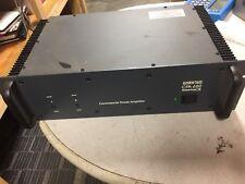 BIAMP CPA 650 COMMERCIAL PROFESSIONAL AMPLIFIER 650 WATT