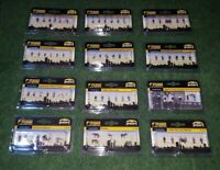 N Gauge Graham Farish Bachmann FIGURES people men women children workers animals