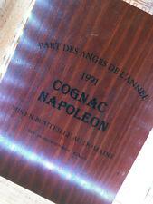Cognac **NAPOLEON ** 1991 PART DES ANGES DE L ANNEE  DOMAINE DE LA LOUISIANE