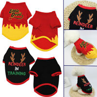 Puppy Cosplay Cat Coat Pet Party Clothes Vest Dog Sweatshirts Christmas Costume