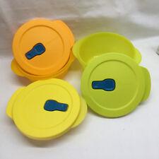 Tupperware  - Microtup-Set - klein -0,4 0,6 0,8 Liter  Microwelle - I63