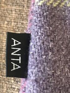 Anta Scottish Wool Cushion Cover