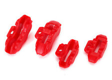 TRAXXAS 8367 Pinze Freno Ant+Post Rosse FORD GT40/BRAKE CALIPERS RED TRAXXAS
