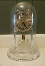 DANBURY Desk CLOCK ANNIVERSARY CLOCK MADE IN GERMANY GREAT WORKING CONDITION
