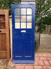Pine Art Deco Antique Doors