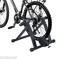 Soozier Magnetic Bike Bicycle Indoor Trainer Stand Cycling Exercise Sporting