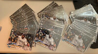 LOT X10 2018 Topps Update #US242 Franmil Reyes RC Rookie Card Cleveland Indians