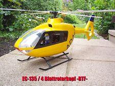 EC-135 ADAC inkl.HK-500 Mechanik/4 Blattrotorkopf -RTF- mit Helicommand RIGID V2