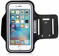 IPod Touch Running Armband | Smash Terminator Neoprene Sports Gym Arm Band For