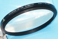 HELIOPAN Step Up Ring 77mm - 82mm Filter Ring Adapter #130, 77 82  H7  READ