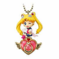 Sailor Moon Twinkle Dolly Volume 4 Sailor Moon And Crisis Moon Charm NEW Toys
