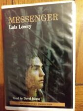 MESSENGER By Lowry Lois,  Read by David Morse - Audio Cassette - Unabridged