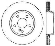 StopTech Disc Brake Rotor Rear Left for C350 / E350 / E550 / C250 / C300 / E400