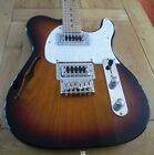 G&L ASAT CLASSIC SEMI HOLLOW - A UNIQUE & SPECIAL ASAT WITH A LOVELY WOOD GRAIN! for sale