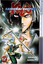Samurai Deeper Kyo Volume 12 (Samurai Deeper Kyo)-ExLibrary
