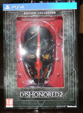 Dishonored 2 Edition Collector Limitée - PlayStation 4 - 100% Français - NEUF