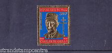 Mali - 1971 Charles De Gaulle (Gold) - U/M - SG 267