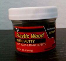 Dap 74132 Plastic Wood Putty Ebony Non Hardening Indoor Free Shipping