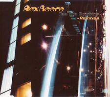 Alex Reece Maxi CD Feel The Sunshine (Remixes) - Europe (M/M)