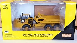 Norscot 55500 Cat 740B EJ Articulated Truck 1:50 Mint in Box