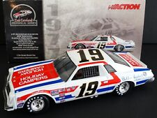Dale Earnhardt, Sr. #19 Holiday Campers 1/24 Action 1977 GM DEALERS Chevy Malibu