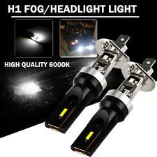 H1 CSP LED Headlight Conversion Fog Light Bulbs High Low Beam 80W 6000K White
