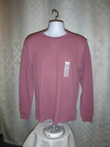 Long Sleve Men's Thermal T-Shirts OLD NAVY 2XL,XL,L,M,Many Color ,Soft ,NWT