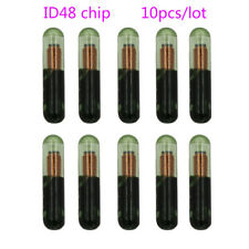 10pcs VIRGIN transponder MEGAMOS CRYPTO 48 CHIP for VW/AUDI/SEAT/SKODA ID48 CHIP