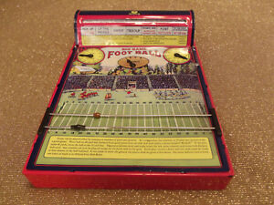 Vintage SCHYLLING COLLECTORS  Big Game Football